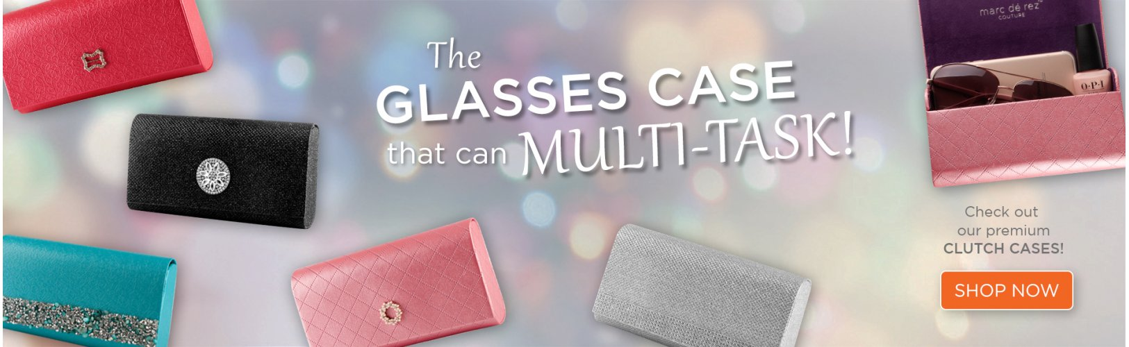 Clutch Style Cases