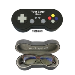 Black Video Game Controller Case