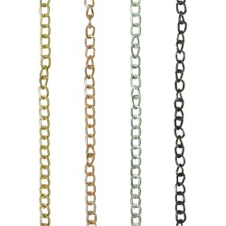 Large Linked Chains With Diamond Design