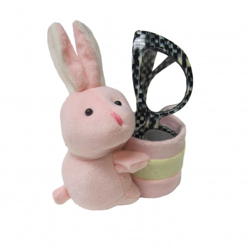 Bunny Plush Caddie