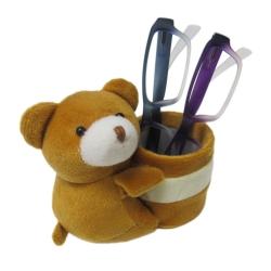 Bear Plush Caddie