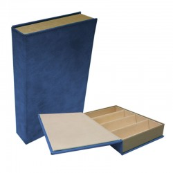 Book Tray - Navy