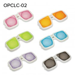 Sunglasses Contact Lens Case