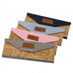 Denim Cork Cases