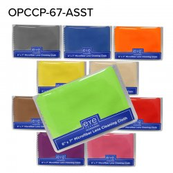Cloth in Vinyl Pouch Pre-Packed Assortment
