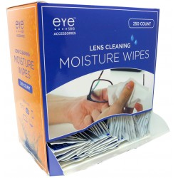 Pre-Moistured Wipes - 250 ct.