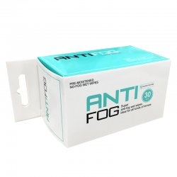 Anti-Fog Wet Wipes - 30 ct.