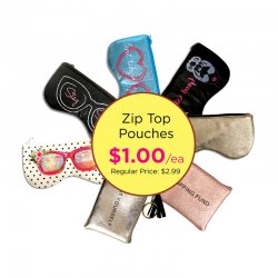 Zip Top Pouches
