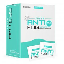 Anti-Fog Wet Wipes - 150 ct.
