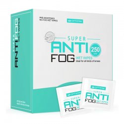 Anti-Fog Wet Wipes - 250 ct.