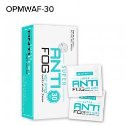 Anti-Fog Wet Wipes - 30 ct.
