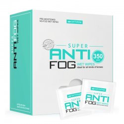 Anti-Fog Wet Wipes - 350 ct.