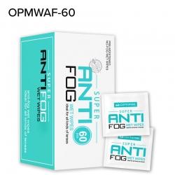Anti-Fog Wet Wipes - 60 ct.