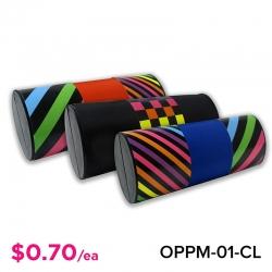 Plastic Medium Magic Case - Checkerboard